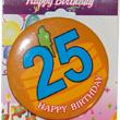 LARGE BIRTHDAY BADGE
