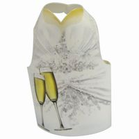 Wedding Bottle Jacket