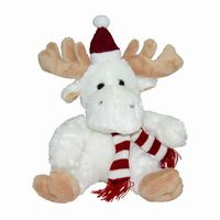 Deer xmas teddy