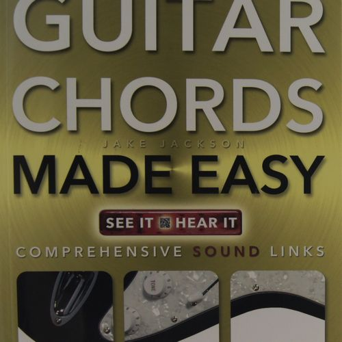 Jake Jackson - Guitar Chords Made Easy