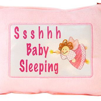 Ssshhh Baby Sleeping Pillow