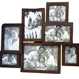 7 IN 1 PHOTO FRAME