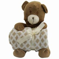 Teddy with Blanket