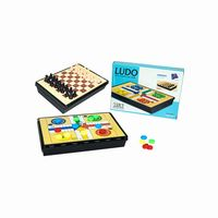 Ludo and Chess Game 2 in 1